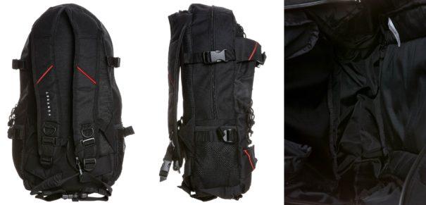 Forvert LOUIS Plecak black