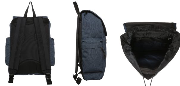 Eastpak AUSTIN Plecak double denim