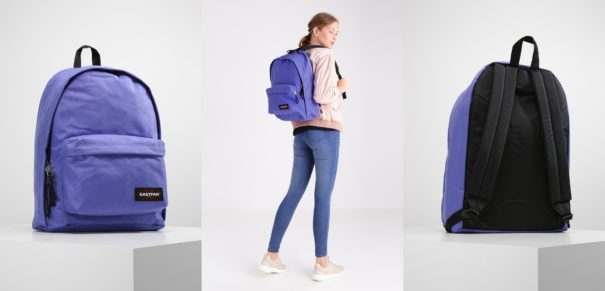 Eastpak OUT OF OFFICE Plecak insulate purple