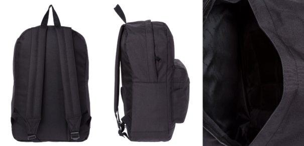 Spiral Bags Plecak crosshatch black