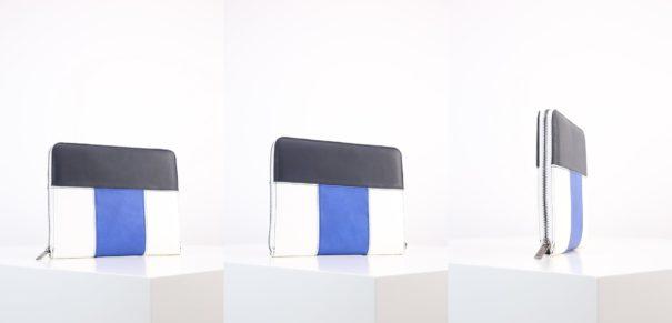 Benetton Torba na laptopa blue