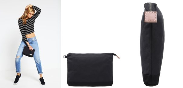 Eastpak ISABELLA/SUPERB Kopertówka superb black