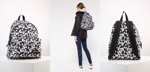 Eastpak PADDED PAK'R/AQUAFLOW Plecak flow black