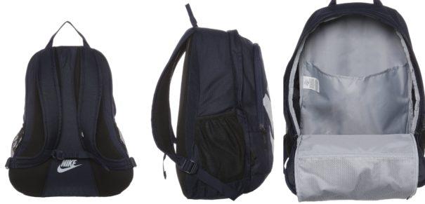 Nike Sportswear HAYWARD FUTURA 2.0 Plecak obsidian/wolf grey