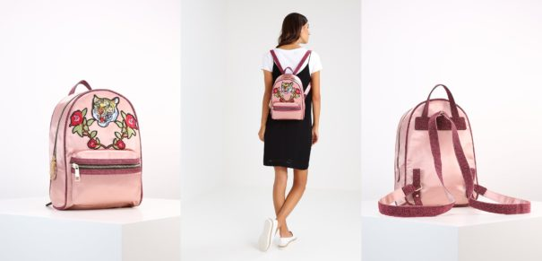 ALDO GRAWN Plecak adobe pink