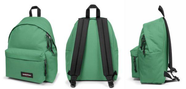 Eastpak PADDED PAK'R/DECEMBER SEASONAL COLORS Plecak organic green