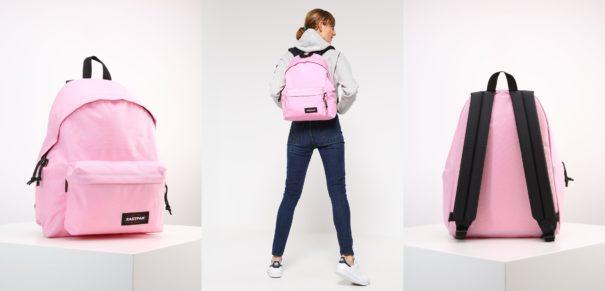 Eastpak PADDED PAK'R/SEASONAL Plecak powder pink