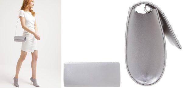 Mascara Kopertówka silver