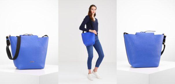 Calvin Klein Torebka dazzling blue