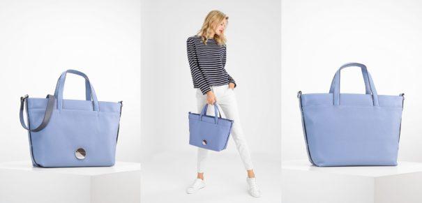 Calvin Klein Torebka cashmere blue