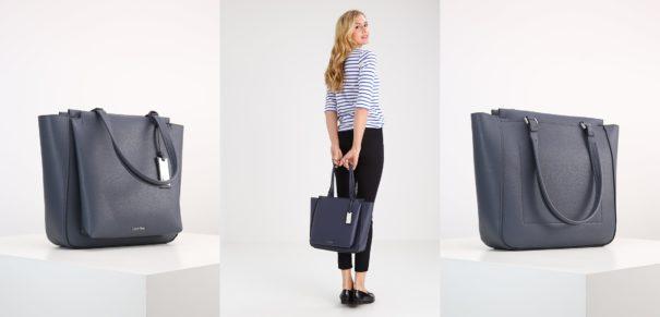 Calvin Klein CARRI3 Torebka blue