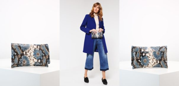 Abro Kopertówka jeans