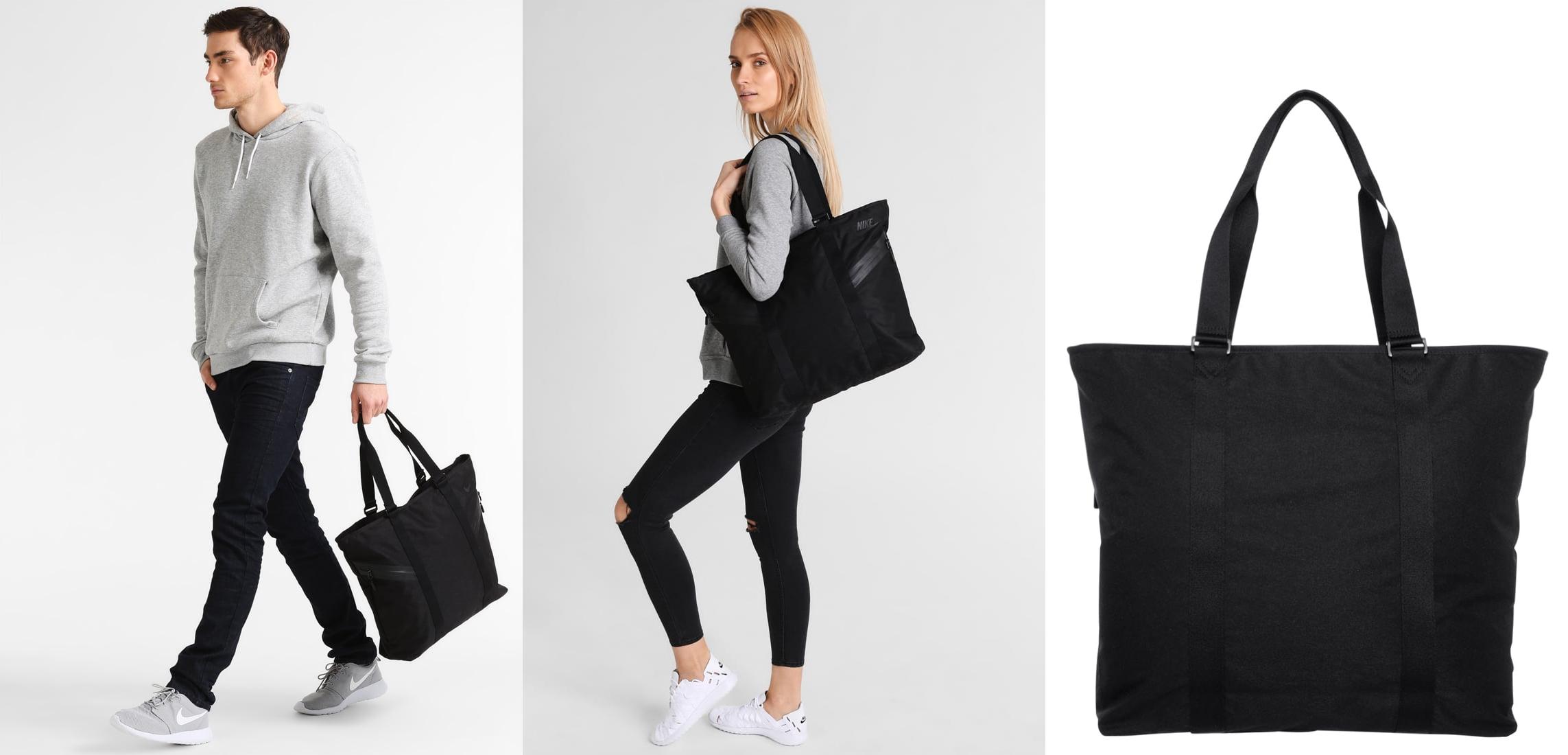 Nike Sportswear AZEDA Torba na zakupy black