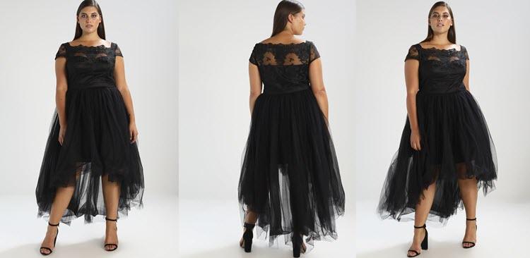 sukienka na studniówkę xxl