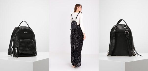 KARL LAGERFELD SUPER Plecak black