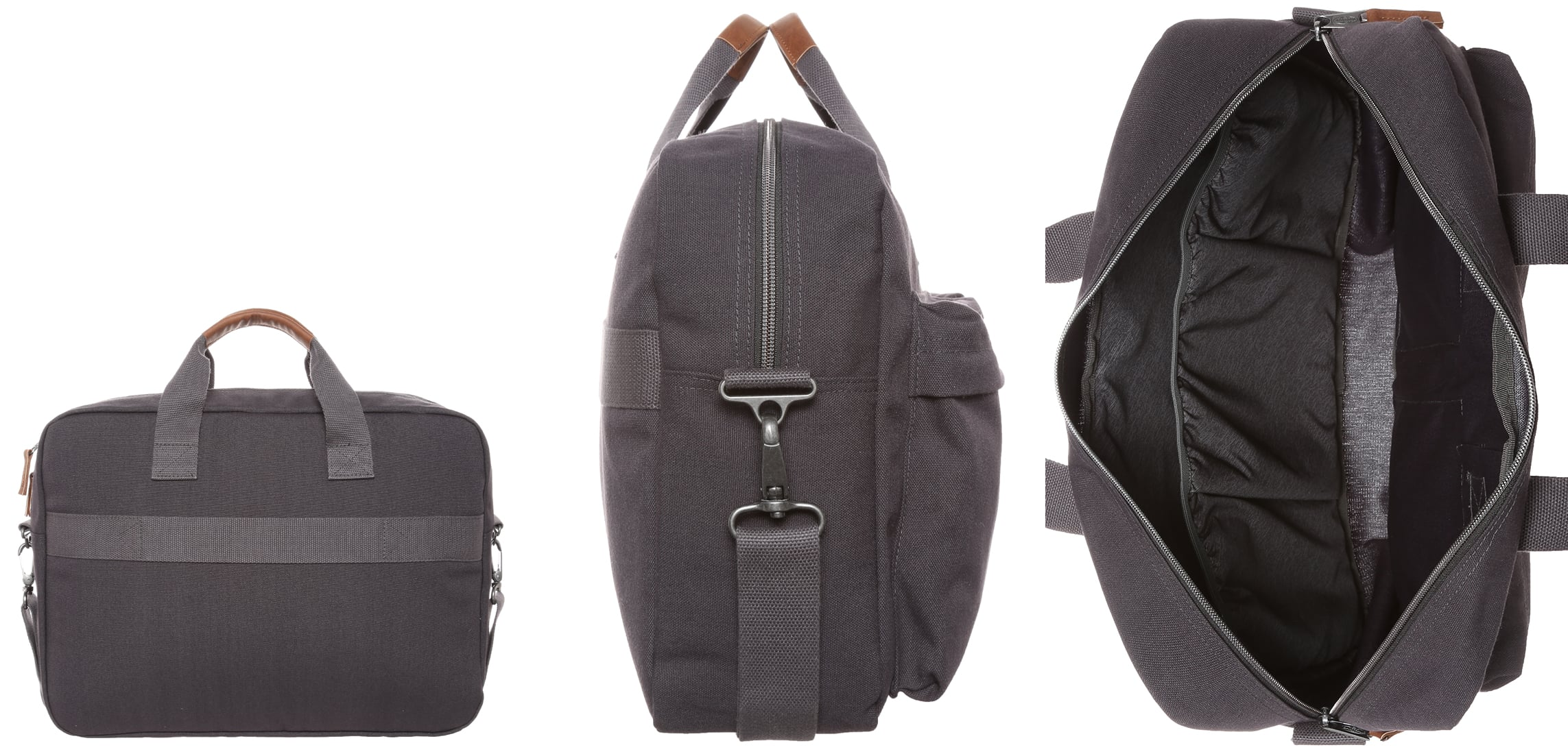 Eastpak TOMEC/OPGRADE Torba na laptopa opgrade dark