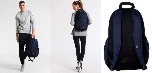 Nike Sportswear ALL ACCESS FULLFARE Plecak obsidian/black/white