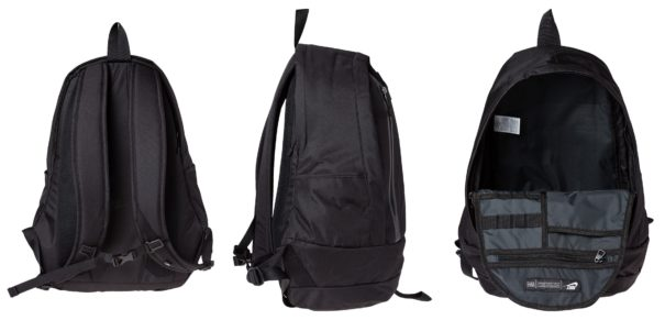 Nike Sportswear CHEYENNE SOLID Plecak black/wolf grey