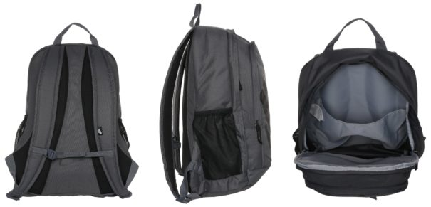 Nike Sportswear HAYWARD FUTURA 2.0 Plecak dark grey/black