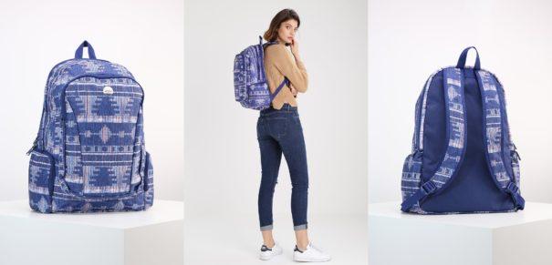 Roxy Plecak blue