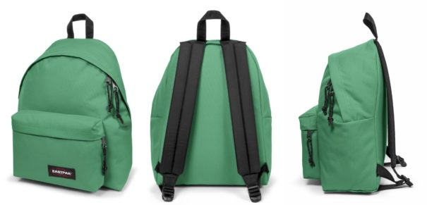Eastpak PADDED PAK'R/DECEMBER SEASONAL COLORS Plecak organic green