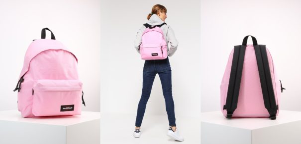 Eastpak PADDED PAK'R/SEASONAL Plecak powder pink