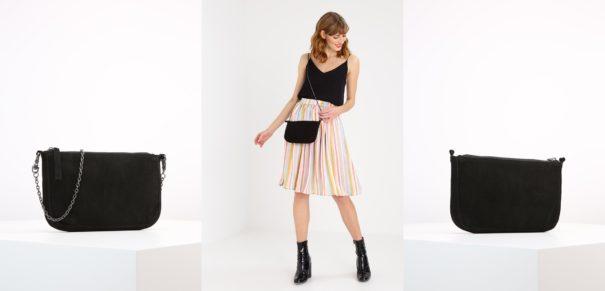 Vero Moda VMJOLINE  Torba na ramię black