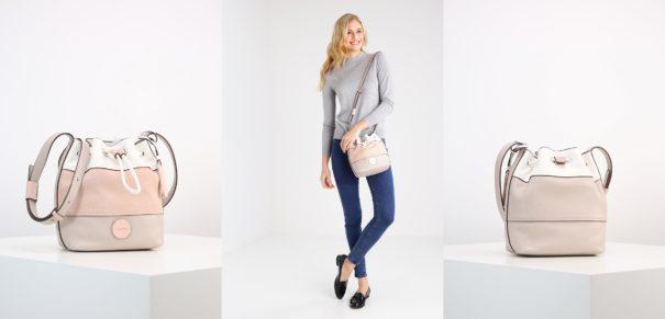 Calvin Klein SILYA Torba na ramię grey