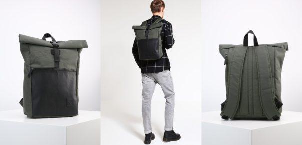 YOURTURN Plecak olive/black