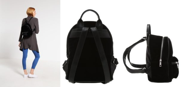 Even&Odd Plecak black