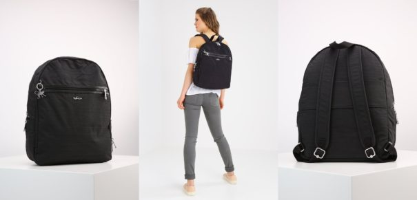 Kipling DEEDA Plecak dazz black