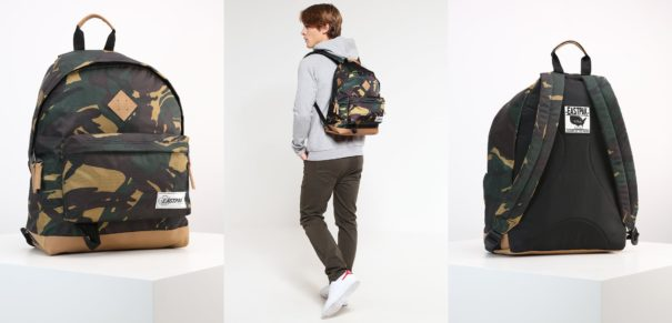Eastpak WYOMING/INTO THE OUT Plecak into camo